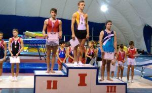Луганские спортсмены вернулись с призовыми местами по прыжкам на батуте