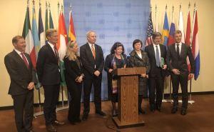 Восемь стран Европы призвали Россию не допустить проведения выборов в ЛНР и ДНР