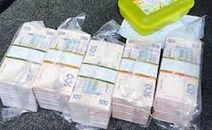 Из ЛНР черезКП «Должанский» вывезли 1 млн гривен, а ввезти в Россию не получилось