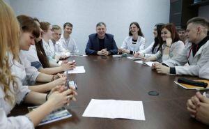 Луганский медицинский университет хотят ликвидировать. Местная власть врядли сможет помешать