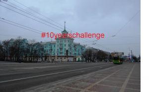 #10yearschallenge. Как изменились за 10 лет известные в Луганске люди. НИКОЛАЙ ГРЕКОВ
