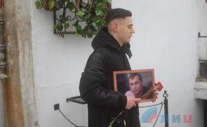 В Луганске очень скромно помянули Болотова— первого главу ЛНР