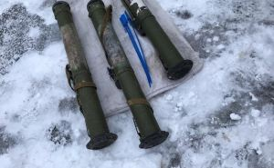 Все что нажито честным трудом: 15 гранатометов, 33 гранаты...