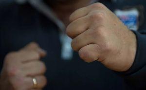Пьяный работник рыбхоза совершил акт насилия над полицейским в Старобельске
