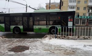 Луганск в скором времени может потерять и троллейбусы