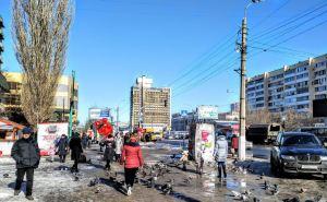Как выглядит Луганск в первые дни весны 2019 года. ВИДЕО