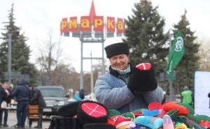 В Луганске начали отмечать Масленицу. ФОТО