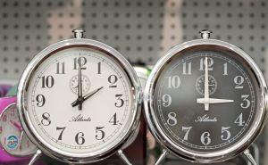 В Украине переведут часы на летнее время в ночь с субботы на воскресенье
