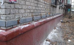 В Луганске проведут работы по усилению конструкций трех аварийных многоэтажных домов по Краснознаменной, Осипенко и Лиховида