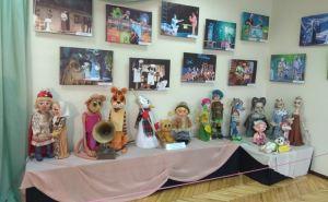 Малыши из центра соцреабилитации посетили выставку в галерее искусств