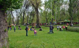 Парк 1Мая открыл летний сезон