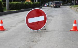 Движение транспорта по некоторым центральным улицам будет перекрыто 9мая