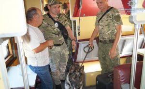 В Рубежном пассажир выбросил из поезда 27 гранат