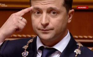 Зеленский заявил, что ради прекращения огня на Донбассе готов на всё