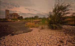 Под Луганском ожидается суховей, возможна длительная засуха