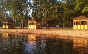Полиция закрыла для посещения озеро Песочное, где отравилось 22 ребенка