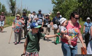 ОБСЕ подтвердила что разведение сил у Станицы Луганской выполнено обеими сторонами