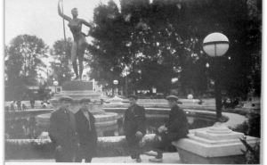 Ко Дню города в Луганске восстановят легендарную скульптуру «Девушка с веслом»