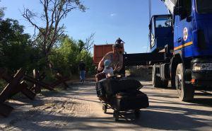 В сеть попали фото позиций ВСУ оставленные у Станицы Луганской