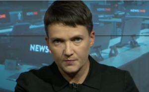 Надежда Савченко собралась лично проводить агитацию на непоконтрольной территории Донецкой области