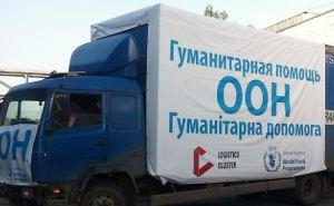 ООН отправила более 100 тонн гуманитарной помощи на Донбасс