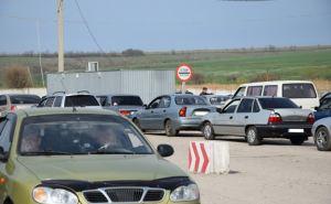 Ситуация на блокпостах Донбасса 27июля: Много и медленно