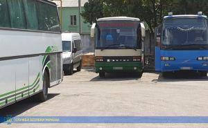 СБУ заблокировала автобусное сообщение между Одессой и ЛНР