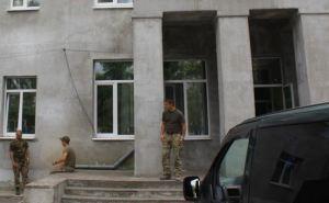 В Северодонецке военному госпиталю не продлили аренду помещения