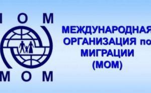 В Луганске осуществляют выдачу гумпомощи от Международной организации по миграции