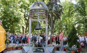 В Луганске опять минировали памятники
