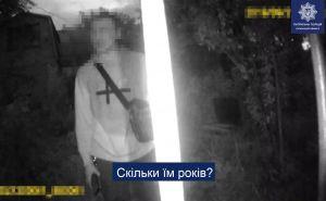 Житель Лисичанска облил себя бензином и угрожал себя сжечь. ВИДЕО