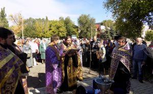 Крестный ход «Молитва о мире» прошел в Первомайске. ФОТО