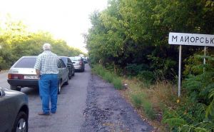 Во время пересечения КПВВ 59-летний мужчина получил пулевое ранение в голову