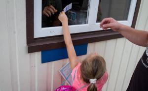 В погранслужбе Украины доходчиво разъяснили, по каким документам детям до 16 лет пересекать КПВВ
