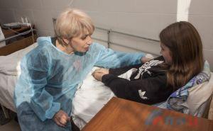 Одного ребенка из пяти, пострадавших от взрыва гранаты, на лечение в Москву отправит Фонд доктора Лизы. ФОТО