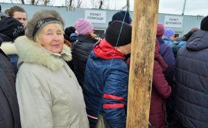 Куда луганчане ездят через линию разграничения чаще всего. Карта