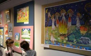 Детская изостудия из Луганска заняла первое место на конкурсе в России