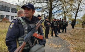 Подробности столкновения националистов с луганской полицией в Кременной: двое задержанных, изъято огнестрельное оружие