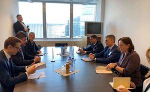 У Зеленского пригласили председателя ОБСЕ посетить Станицу Луганскую