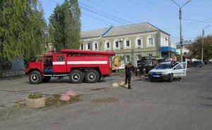 В Старобельске заминированы были парк культуры, кафе, автостанцию, гостиницы, университеты, стадион