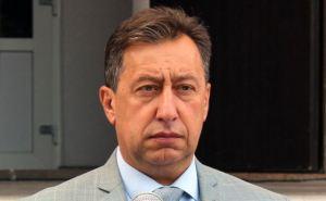 Кабмин согласовал увольнение Комарницкого с должности главы Луганской ОВГА