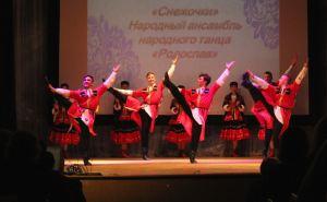 Танцевальный ансамбль луганской академии стал призером Республиканского конкурса казачьей культуры