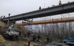 Мост в Станице покрывают полимерами