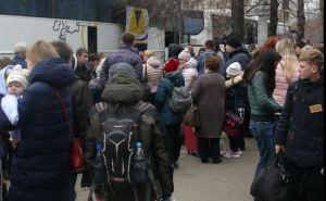 Седьмая группа из 145 детей отправилась на отдых в подмосковный лагерь «Снегири»