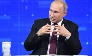 Путин предложил развести войска вдоль всей линии разграничения на Донбассе