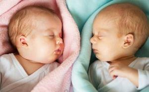 Две двойни родились в Луганске на минувшей неделе