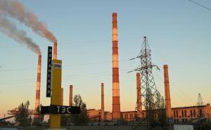 Луганская ТЭС вошла в ТОП-20 загрязнителей воздуха Украины