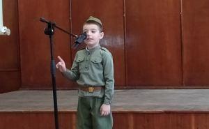 Более ста юных луганчан стали участниками конкурса сольного чтения