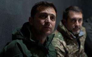 Зеленский хочет договориться в Париже о конкретных сроках прекращения войны на Донбассе