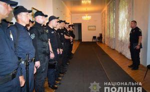 В Луганскую область на три месяца прибудут полицейские из Николаева